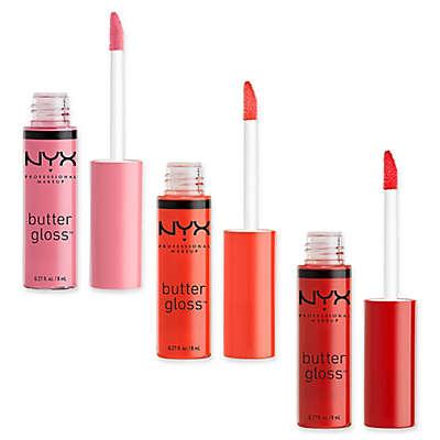 NYX Professional Makeup .27 fl. oz. Butter Gloss™
