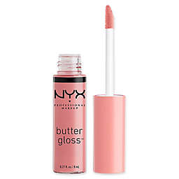 NYX Professional Makeup .27 fl. oz. Butter Gloss™ in Crème Brulee