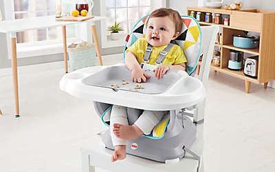 Portable high chairs and more feeding must-haves. Shop Now