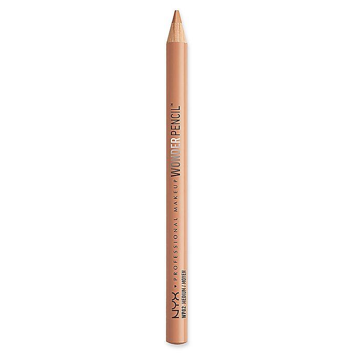 Alternate image 1 for NYX Professional Makeup Wonder Pencil™ in Medium