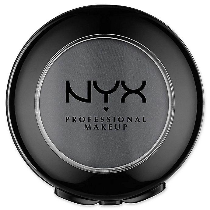 Alternate image 1 for NYX Hot Singles .053 oz. Eye Shadow in Raven