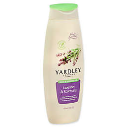 Yardley® London 16 fl. oz. Bath & Shower Gel in Lavender & Rosemary