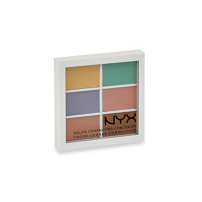 Alternate image 1 for NYX Professional Makeup Color Correcting Concealer