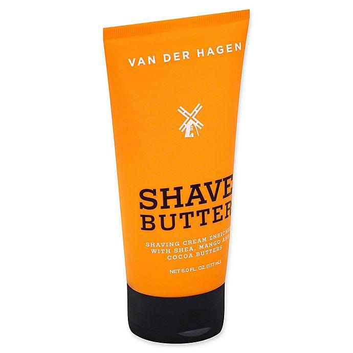Alternate image 1 for Van Der Hagen® 6 fl. oz. Shave Butter