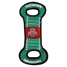 Ohio State University Pet Football Field Tug Toy
