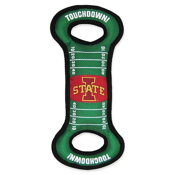 Alternate image 1 for Iowa State University Pet Football Field Tug Toy
