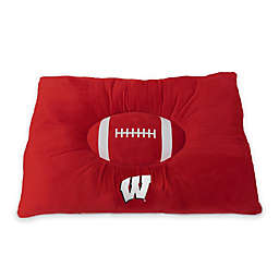 University of Wisconsin Badgers Pillow Pet Bed