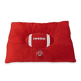 Ohio State University Buckeyes Pillow Pet Bed