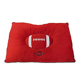 University of Arkansas Razorbacks Pillow Pet Bed