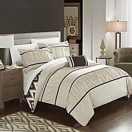 Chic Home Lucia Reversible Comforter Set