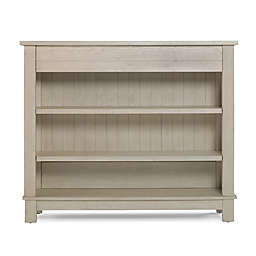 Bel Amore Channing Bookcase/Hutch in Pine