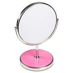 kate spade New York Pin Dot Vanity Mirror in Pink