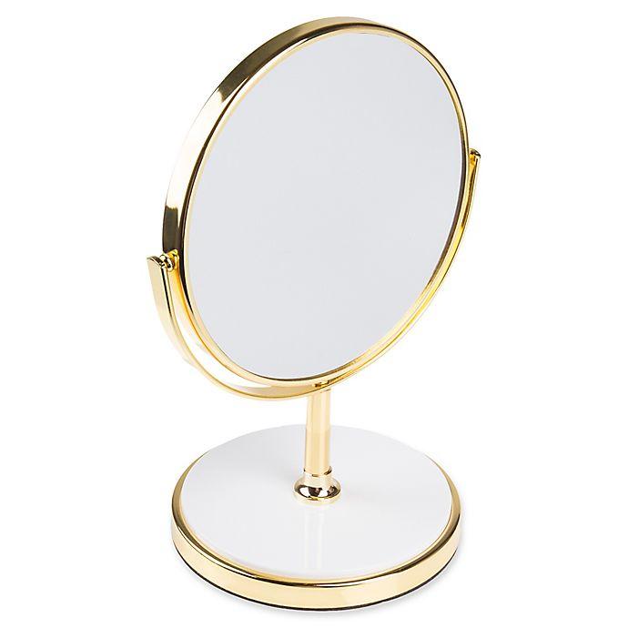 Alternate image 1 for kate spade New York Vanity Mirror in Gold