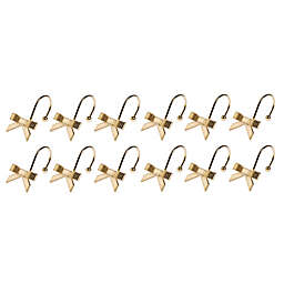 kate spade New York Bow Shower Curtain Hooks