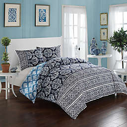 Chic Home Carson Reversible Comforter Set