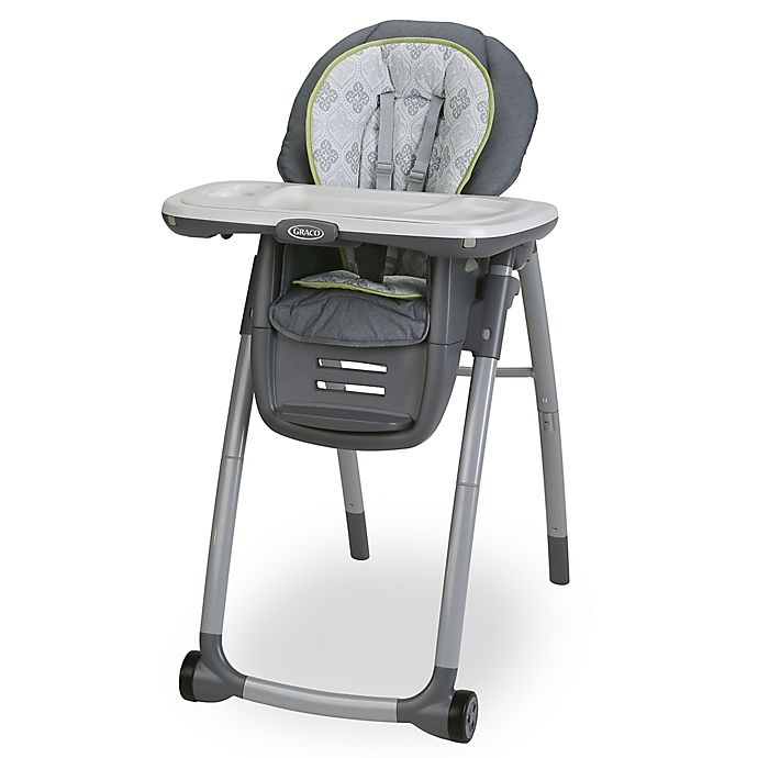 Alternate image 1 for Graco® Table2Table™ 7-in-1 Convertible High Chair in Sterling™