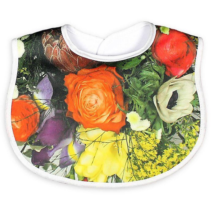 Alternate image 1 for Raindrops Secret Garden Bib