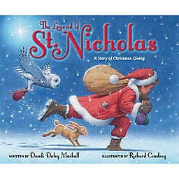 Legend of St. Nicholas by Dandi Daley Mackall