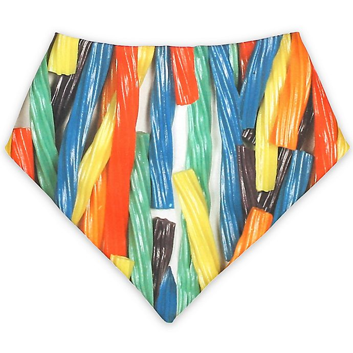 Alternate image 1 for Raindrops Sugar Rush Bandana Bib