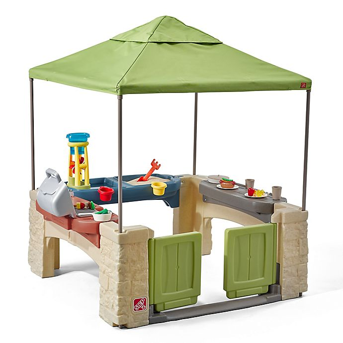 Alternate image 1 for Step2® All Around Playtime Patio With Canopy™