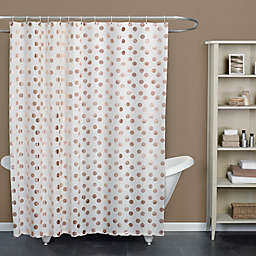 Dazzle Rose Shower Curtain Collection