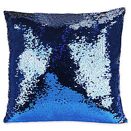 Shimmer Square Throw Pillow
