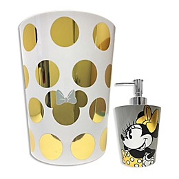 Disney® Minnie Mouse Bath Accessories Collection