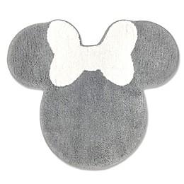 Disney® Minnie Mouse Bath Rug Collection