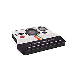 Polaroid Vintage Camera One Step Scrapbook  in White