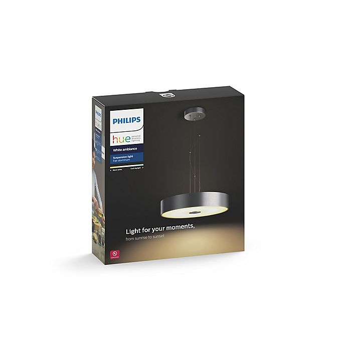 Philips Hue White Ambiance Fair Suspension Bed Bath Amp Beyond