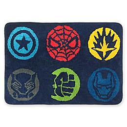 Marvel® Comics Avengers 20-Inch x 30-Inch Bath Rug