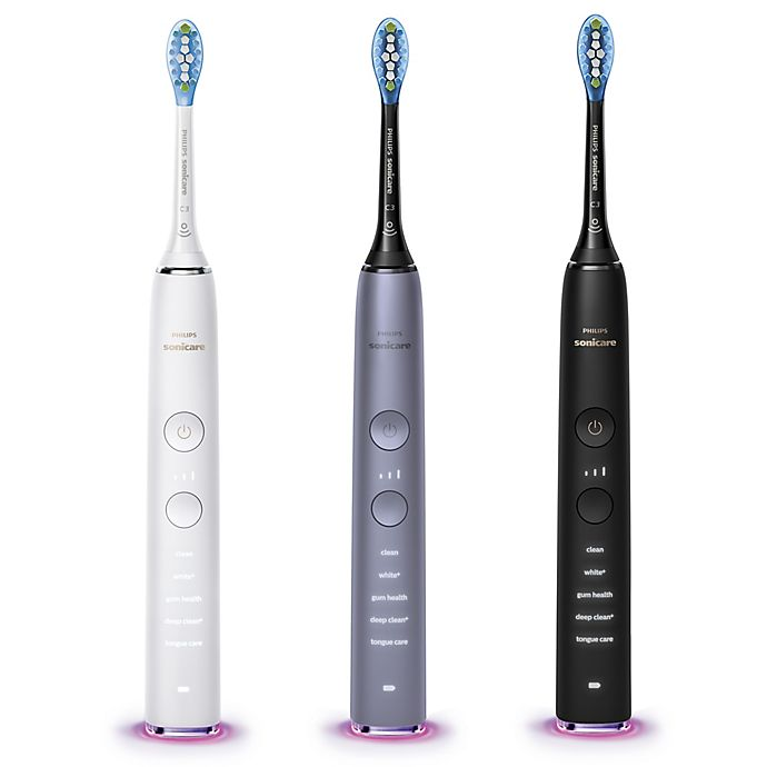 Alternate image 1 for Philips Sonicare® DiamondClean Smart 9500 Electric Toothbrush