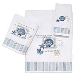 Avanti Island View Bath Towel Collection
