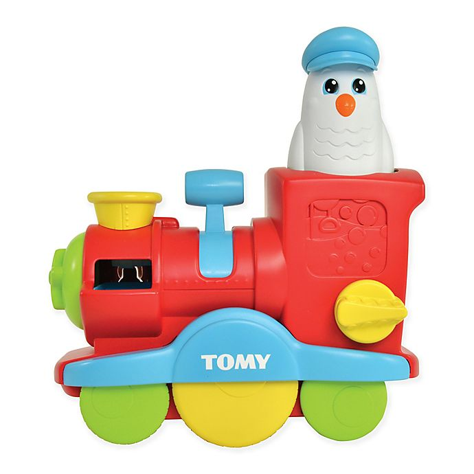 Alternate image 1 for Tomy Toomies Bubble Blast Train