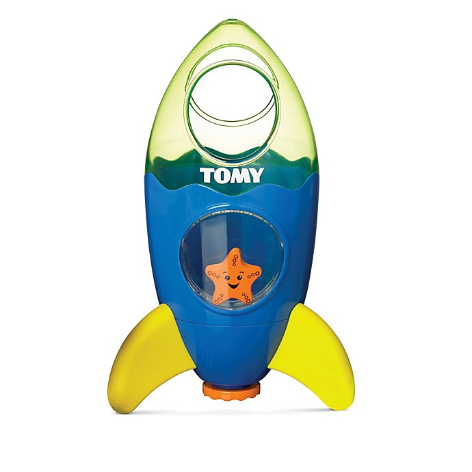 Alternate image 1 for Tomy Toomies Fountain Rocket Water Toy