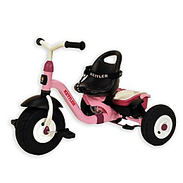 Kettler® 30-Inch Happy Air Navigator Stella Tricycle in Pink/White