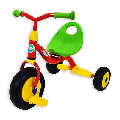 Kiddi-o® Primo Tricycle in Red/Yellow