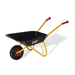 CAT® 31-Inch Wheelbarrow in Yellow/Black