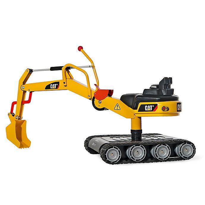 Steel Tonka Vehicle Kids Bulldozer Children Sandbox Toy Excavator Truck Digger