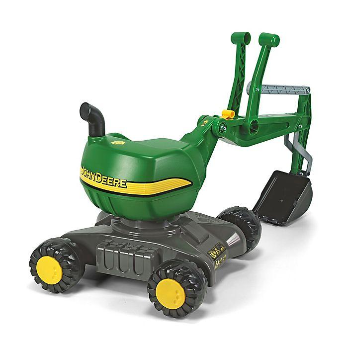 Alternate image 1 for Kettler® John Deere Digger in Green/Yellow
