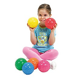 Gymnic® Easy Grip Balls (Set of 6)
