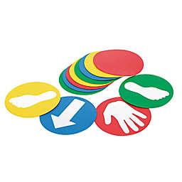 Gymnic® Educ'o Disks in Multi