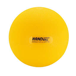 Gymnic® 6.25-Inch Softplay Handball in Yellow