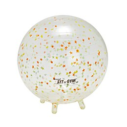Gymnic® Sit' n 'Gym Jr. Ball in Clear