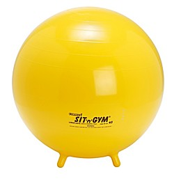 Gymnic® Sit' n 'Gym Jr. Ball in Yellow