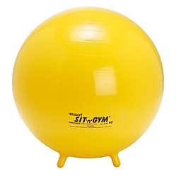 Gymnic® Sit' n 'Gym Jr. Ball in Yellow