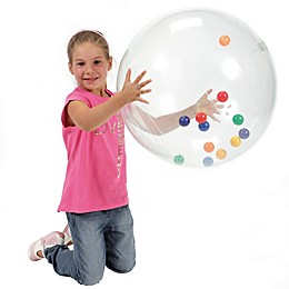 Gymnic® 21-Inch Activity Ball in Clear