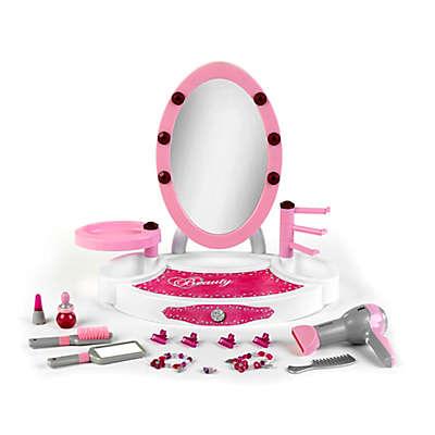 Kettler® Braun Desktop Beauty Center in Pink/White