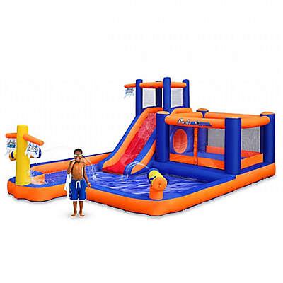 Blast Zone Pirate Blaster Inflatable Water Park