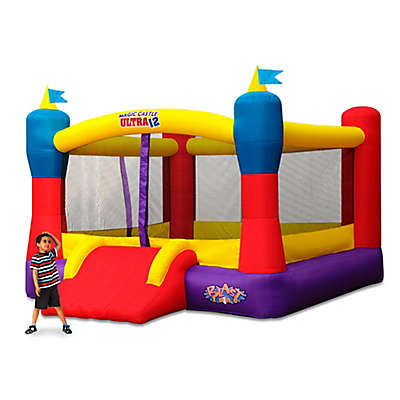 Blast Zone Magic Castle Ultra 12 Bounce House